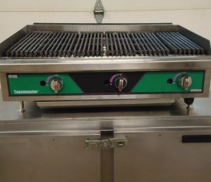 36 chargrill 2