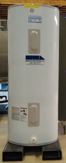80 gallon electric water heater