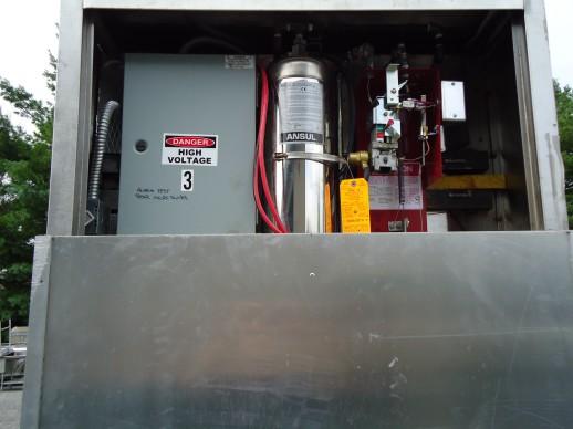 Ansul Fire Suppression System