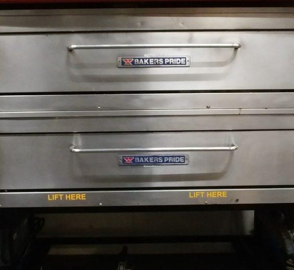DoubledeckBP Pizza Ovens