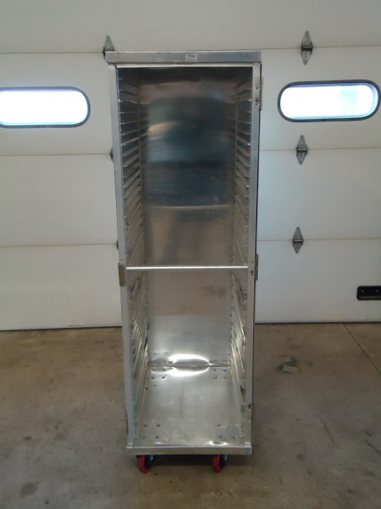 Non Insulated Food Transit Cabinets