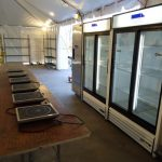 Tent kitchen int 6