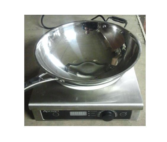 Wok induction burner