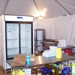 tented kitchens