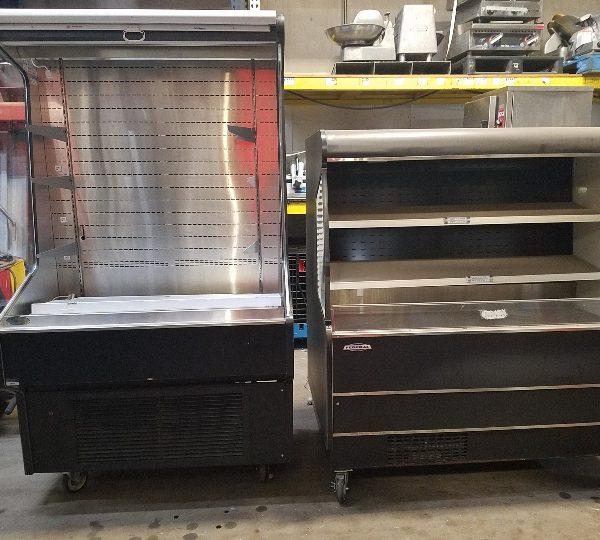 Open Air Refrigerators