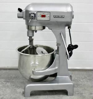 30 Quart Mixer with Attachments