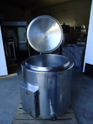 40 Gallon Electric Kettle