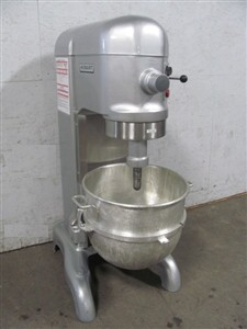 60 Quart Mixer with attachments