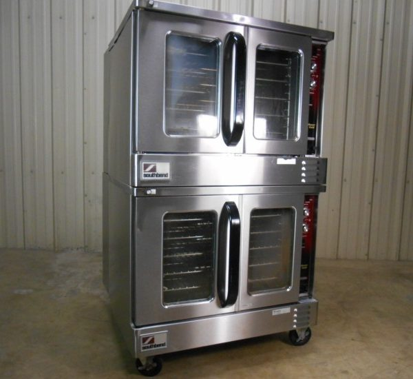 Electric Double Convection Ovens
