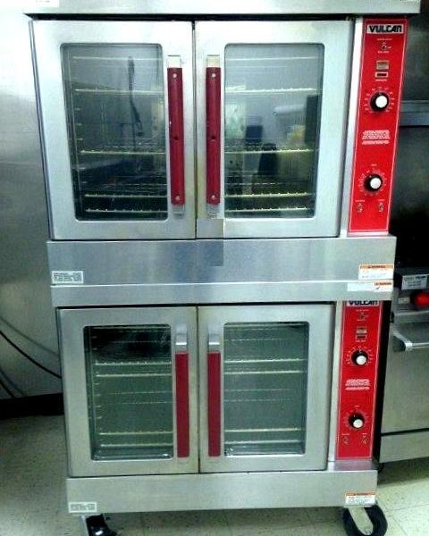 Gas Double Convection Ovens