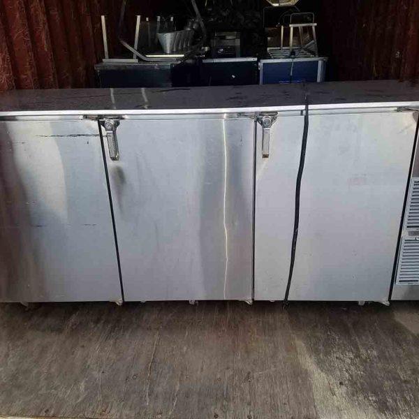 Work Top Bar Back Refrigerators