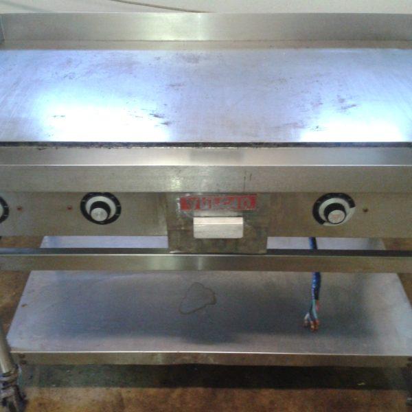 48 inch vulcan griddle flat top